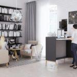Z biura na kanapę, czyli dlaczego lubimy pracować w przestrzeni domowej