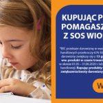 BIC wspiera finansowo SOS Wioski Dziecięce