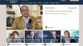 Jak zostać dziennikarzem, dla kogo socjologia – o tym na platformie azir.edu.pl