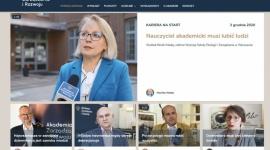 Rafał Ziemkiewicz, Monika Madej i Piotr Muszyński radzą młodym na AZiR.edu.pl